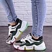 Кроссовки женские зеленые Arlena 2098 (36 размер), фото 2