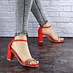 Женские красные босоножки на каблуке Lacey 1770 (36 размер), фото 2