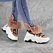 Ботинки женские зимние розовые Freddy 2274 (37 размер), фото 5