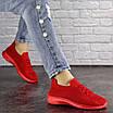 Женские красные кроссовки Stella 1577 (36 размер), фото 2
