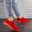 Женские красные кроссовки Stella 1577 (36 размер), фото 4
