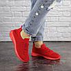 Женские красные кроссовки Stella 1577 (36 размер), фото 7