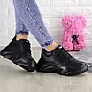 Женские кроссовки Finist черные 1307 (37 размер), фото 10