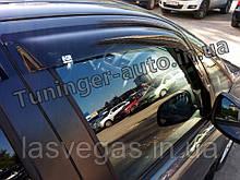 Ветровики, дефлекторы окон Suzuki SX-4 Седан 2006-2010 г.в. (EGR)
