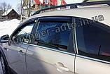 Ветровики, дефлекторы окон Chevrolet Captiva 2006-2018 (EGR), фото 2