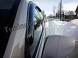 Ветровики, дефлекторы окон Chevrolet Captiva 2006-2018 (EGR), фото 3