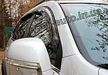 Ветровики, дефлекторы окон Chevrolet Captiva 2006-2018 (EGR), фото 5