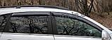 Ветровики, дефлекторы окон Chevrolet Captiva 2006-2018 (EGR), фото 6