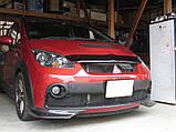 Дефлектор капота, мухобойка Mitsubishi Colt 2004-2008 (EGR), фото 2
