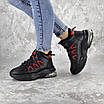 Кроссовки женские зимние черные Gram 2278 (38 размер), фото 5