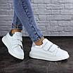 Кроссовки женские кожаные белые Beast 2106 (36 размер), фото 4