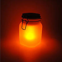 Ночник на солнечной батарее Sun Jar «Солнце в банке», фото 1