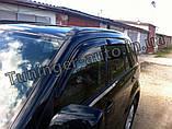 Ветровики, дефлекторы окон  Suzuki Grand Vitara 2005-2017 г.в (EGR), фото 7