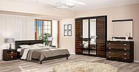 Спальня Мілано береза, вишня