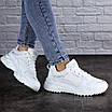 Женские кроссовки белые Doby 1938 (36 размер), фото 4