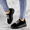 Кроссовки женские черные Callie 2184 (36 размер), фото 2
