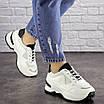 Женские кроссовки белые Kuma 1665 (36 размер), фото 4