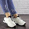 Женские кроссовки белые Kuma 1665 (36 размер), фото 6