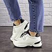 Женские кроссовки белые Kuma 1665 (36 размер), фото 7