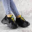 Кроссовки женские черные Chatter 2192 (38 размер), фото 2