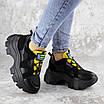 Кроссовки женские черные Chatter 2192 (38 размер), фото 5