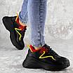 Кроссовки женские черные Noby 2138 (36 размер), фото 2