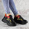 Кроссовки женские черные Noby 2138 (36 размер), фото 6