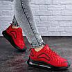 Женские кроссовки красные Bread 2001 (38 размер), фото 2