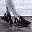 Женские кроссовки черные Apollo 1950 (37 размер), фото 6