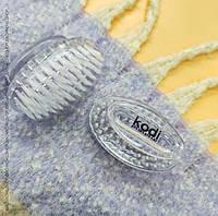 Манникюрная щетка - сметка от пыли овальная Коди | Kodi Professional