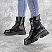 Ботинки женские черные Sondra 2401 (36 размер), фото 5