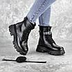Ботинки женские черные Sondra 2401 (36 размер), фото 6