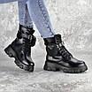 Ботинки женские черные Sondra 2401 (36 размер), фото 9