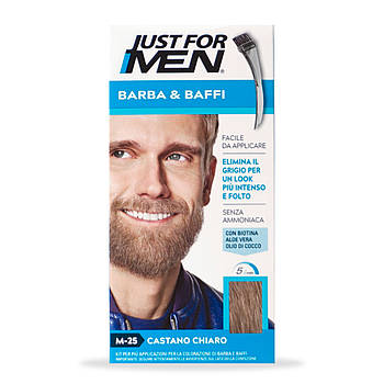Краска для усов и бороды Just for Men М25 28мл
