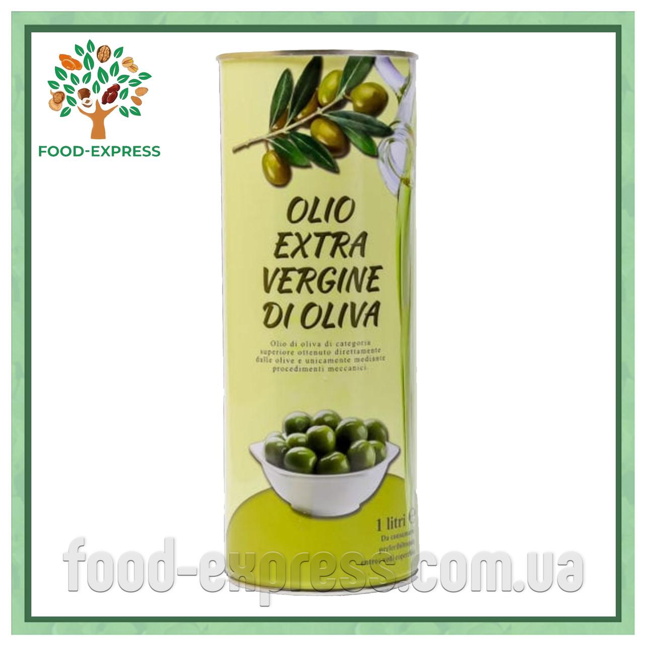 Оливковое масло Olio Extra Vergine di Oliva рафинированное, 1л