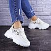 Женские бежевые кроссовки Braxton 1742 (39 размер), фото 2