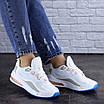 Женские белые кроссовки Ashton 1702 (37 размер), фото 2