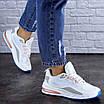 Женские белые кроссовки Ashton 1702 (37 размер), фото 4