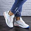 Женские белые кроссовки Ashton 1702 (37 размер), фото 5