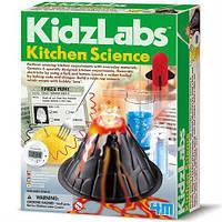 Набір для досліджень 4M Експерименти на кухні (00-03296)