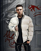 Зимняя мужская куртка Пушка Огонь Homie рефлективная