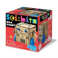 Науковий набір 4M Коробковий робот (00-03419)