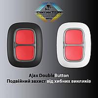 Новинка от компании Ajax кнопка тревоги DoubleButton