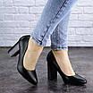 Женские туфли на каблуке черные Denali 1979 (37 размер), фото 6