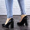 Женские туфли на каблуке черные Denali 1979 (37 размер), фото 7