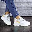 Женские белые кроссовки Ferris 1749 (36 размер), фото 4