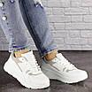 Женские белые кроссовки Gambino 1518 (37 размер), фото 5