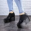 Женские туфли на танкетке Lupita 2053 (40 размер), фото 7