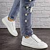 Женские белые кроссовки Jenna 1635 (36 размер), фото 5