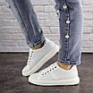 Женские белые кроссовки Jenna 1635 (36 размер), фото 7